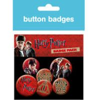 Harry Potter Icon Pack - Badge Pack
