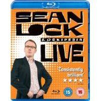 Sean Lock Live - Lockipedia