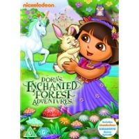 Dora the Explorer: Doras Enchanted Forest Adventures