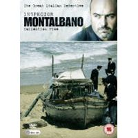 Inspector Montalbano - Collection Five