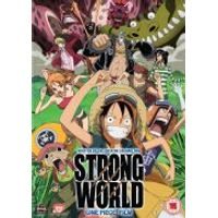 One Piece The Movie: Strong World