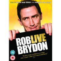 Rob Brydon Live: Annually Retentive