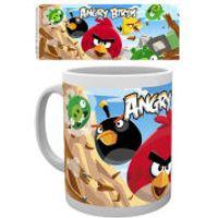 Angry Birds Destroy Mug