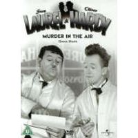 Laurel & Hardy - Murder In The Air Classic Shorts