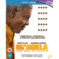 Mandela: The Long Walk to Freedom (Includes UltraViolet Copy)