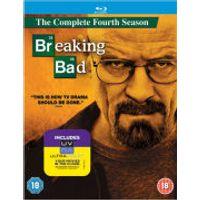 Breaking Bad - Season 4 (Includes UltraViolet Copy)