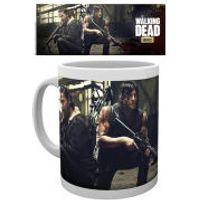The Walking Dead Hunt Mug