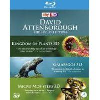 David Attenborough - The 3D Collection