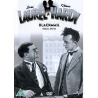 Laurel & Hardy - Blackmail Classic Shorts