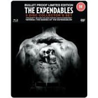 The Expendables: Collectors Edition Steel Tin (Includes Blu-Ray and DVD Copy)