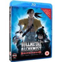 Fullmetal Alchemist Brotherhood - Part 3: Episodes 27-39