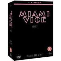 Miami Vice - Seasons 1 And 2 [14DVD]