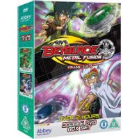 Beyblade Metal Fusion - Volume 3 and 4