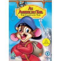 American Tail 1-4 Box Set