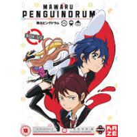 Penguin Drum - The Complete Series Collection (Episodes 1-12)