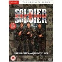 Soldier Soldier - The Complete Series [Repackaged] [23DVD]