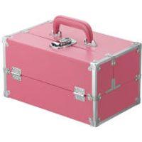 Japonesque Train Case Medium - Pink