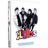 Clerks - Zavvi Exclusive Limited Edition Steelbook (Ultra Limited Print Run)