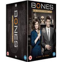 Bones - Seasons 1-8