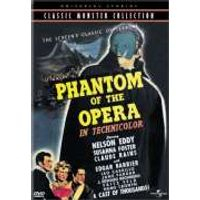 PHANTOM OF THE OPERA THE (DVD) UPV