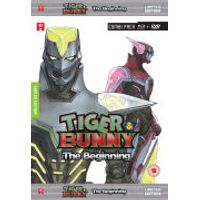 Tiger and Bunny: The Beginning - Collectors Edition