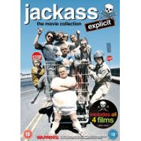 Jackass: The Movie Collection (Explicit)
