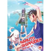 Naruto Shippuden Box Set 19 (Episodes 232-243)