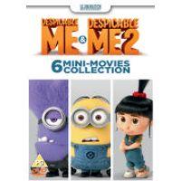 Despicable Me 1: (Mini Movies) Home Makeover / Orientation / Banana / Despicable Me 2 (Mini Movies)