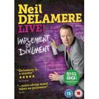 Neil Delamere: Implement of Divilment (Includes MP3 Copy)