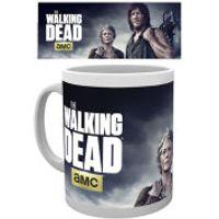 The Walking Dead Carol and Daryl Mug