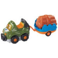 Vtech Toot-Toot Drivers Off-Roader and Trailer