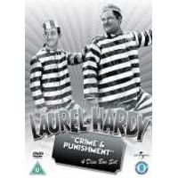 Laurel And Hardy - Crime And Punishment Box Set
