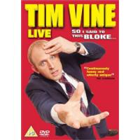 Tim Vine - Live: So I Said To This Bloke