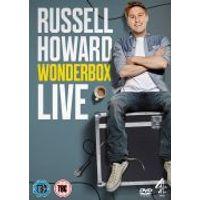Russell Howard Wonderbox Live