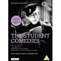 Silent Ozu Films: The Student Comedies (The Ozu Collection)
