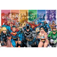 DC Comics Justice League Characters - Maxi Poster - 61 x 91.5cm