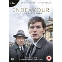 Endeavour - Series 1 and 2 (Includes Pilot Episode)