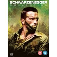 Arnold Schwarzenegger - Red Tag Box Set