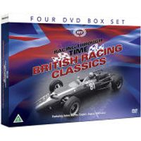 Racing Through Time: British Classics - Gift Set