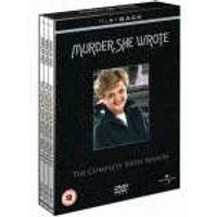 Murder, She Wrote - The Complete 6th Season