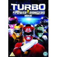 Turbo Power Rangers: The Movie
