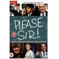Please Sir! - Complete Series Box Set [Repackaged] [10DVD]