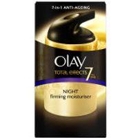 Olay Total Effects Moisturiser Night Cream (50ml)