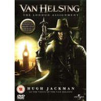 Van Helsing [Animated]