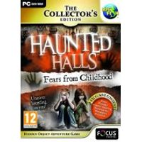 Haunted Halls 2: Fears from Childhood Collectors Edition