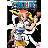 One Piece - Uncut Collection 3 (Episodes 54-78)