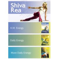 Shiva Rea: Energy Box Set
