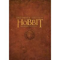The Hobbit: An Unexpected Journey - Extended Edition (Includes UltraViolet Copy)