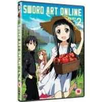 Sword Art Online - Part 2 (Episodes 8-14)