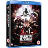 Fullmetal Alchemist Brotherhood - The Complete Collection 2: Episodes 36-64